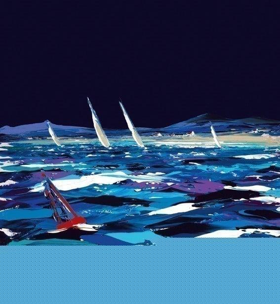 Sparkling seas II ~ Duncan MacGregor