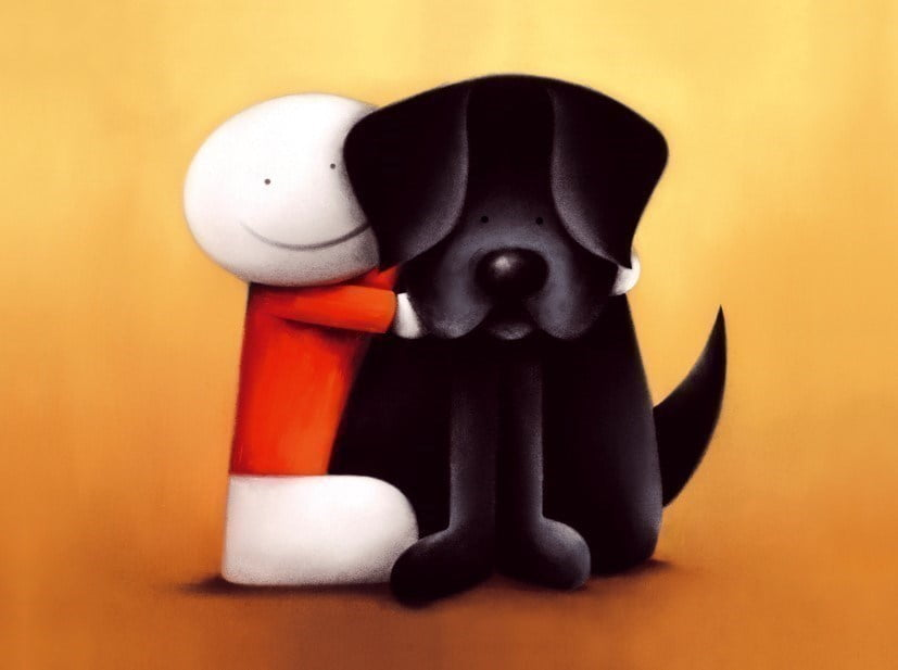 Lost Without You (Canvas) ~ Doug Hyde