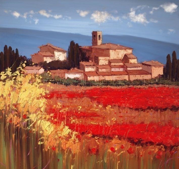 Vista rossa ~ Bruno Tinucci