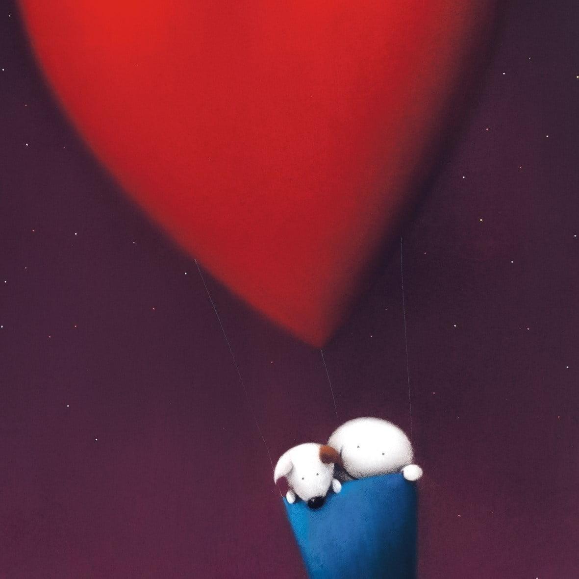 Trip of a lifetime ~ Doug Hyde