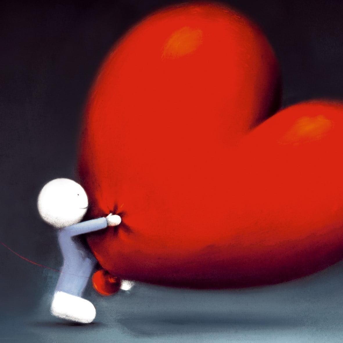 Racing Heart ~ Doug Hyde