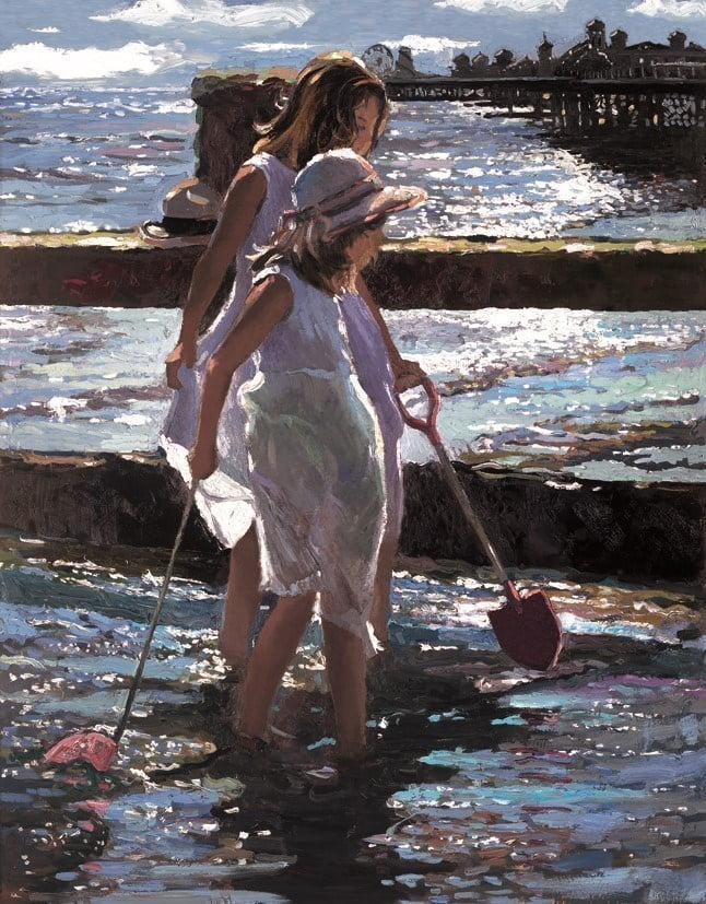 End of a perfect day ~ Sherree Valentine Daines