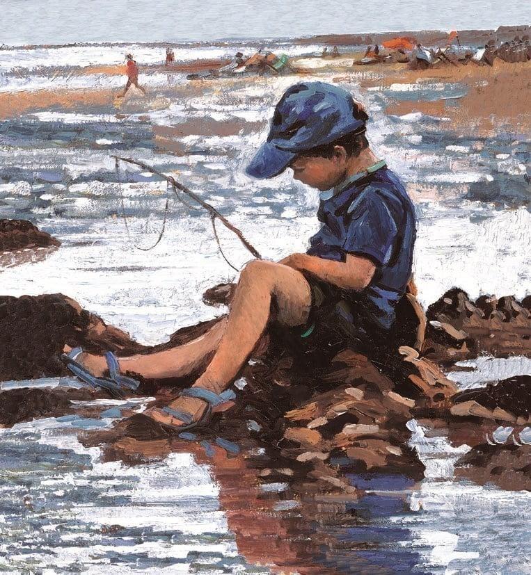 Gone fishing ~ Sherree Valentine Daines