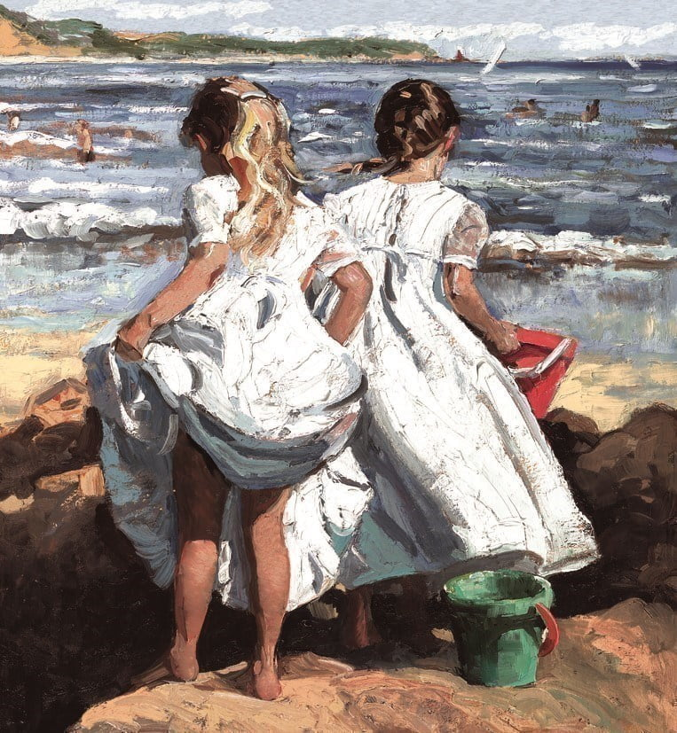 Rock pool Adventures ~ Sherree Valentine Daines