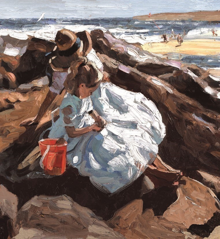 Shell catchers ~ Sherree Valentine Daines