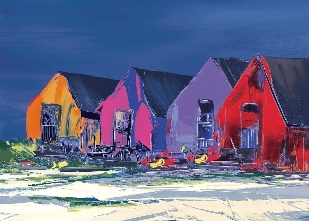 Beach shades ii ~ Duncan MacGregor