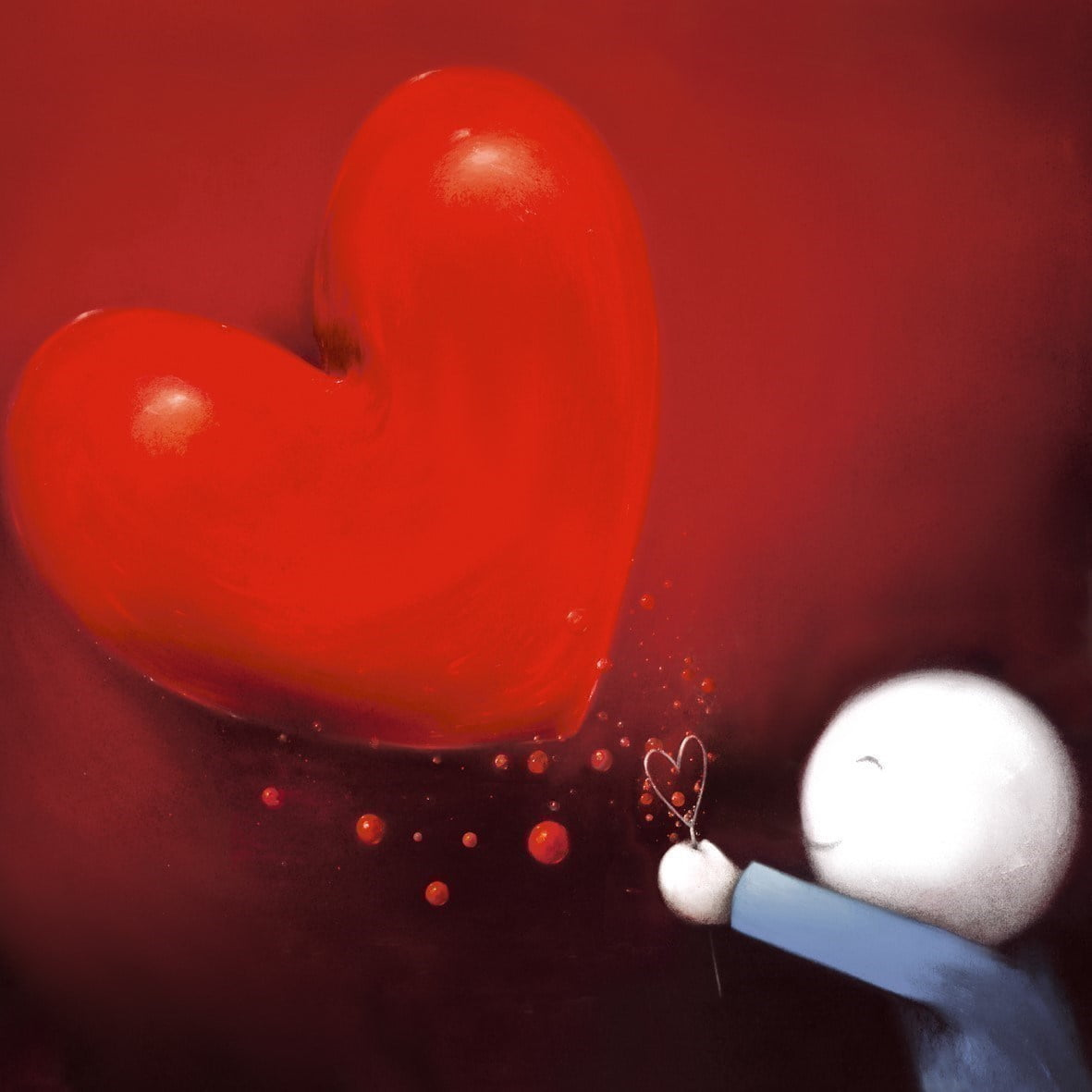 Catch my heart ~ Doug Hyde