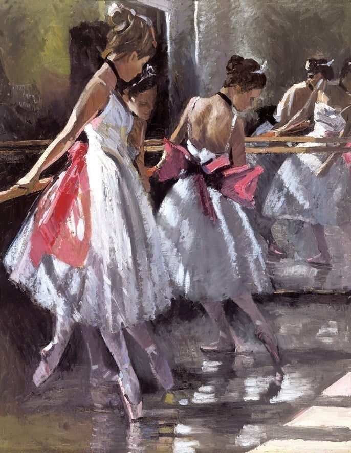 Graceful interlude ~ Sherree Valentine Daines