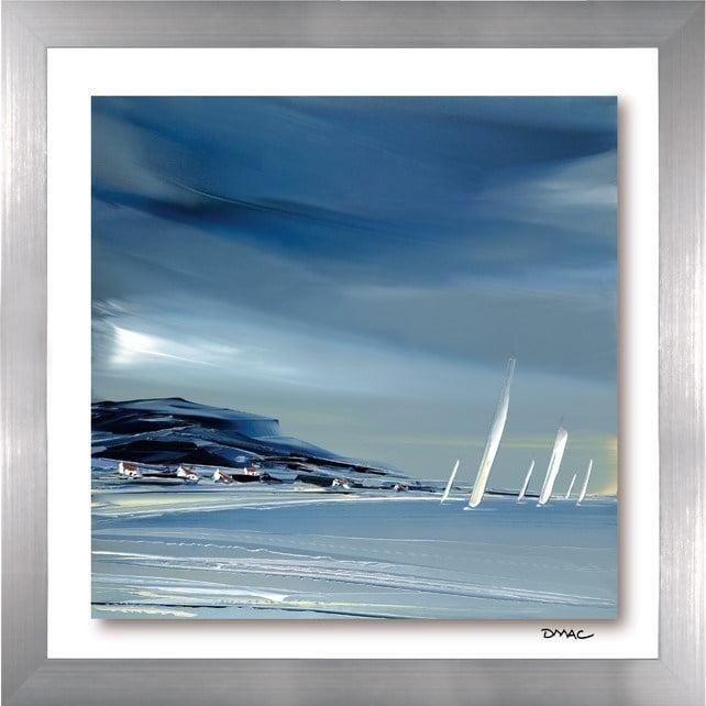 Mirrored Seas I ~ Duncan MacGregor