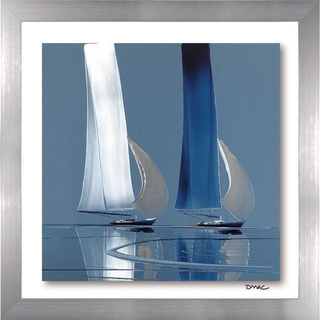 Mirrored Seas III ~ Duncan MacGregor