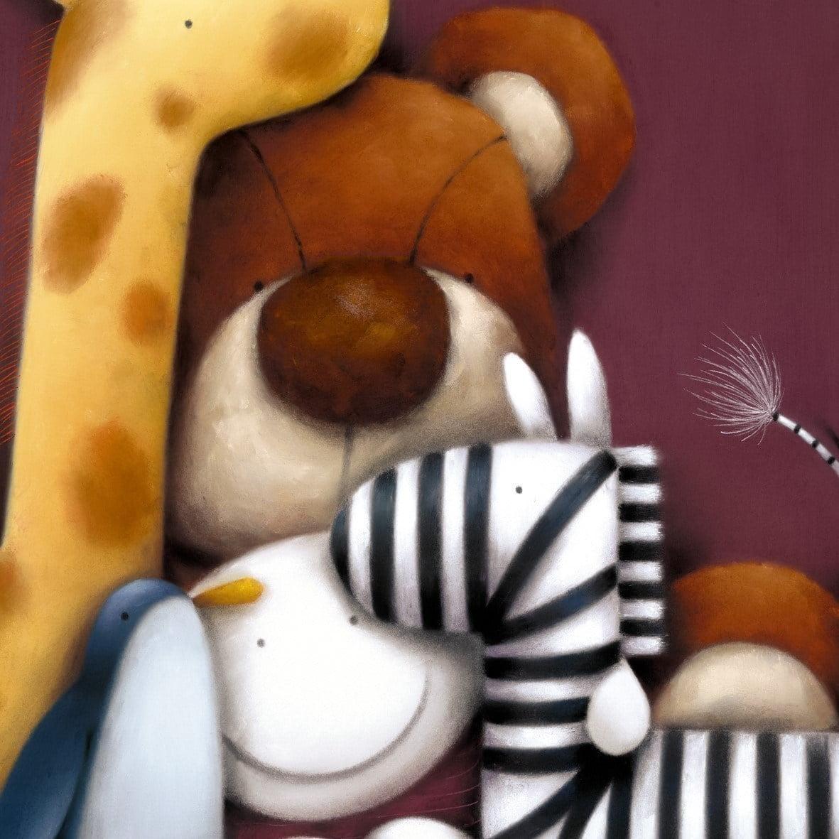 Old friends ~ Doug Hyde