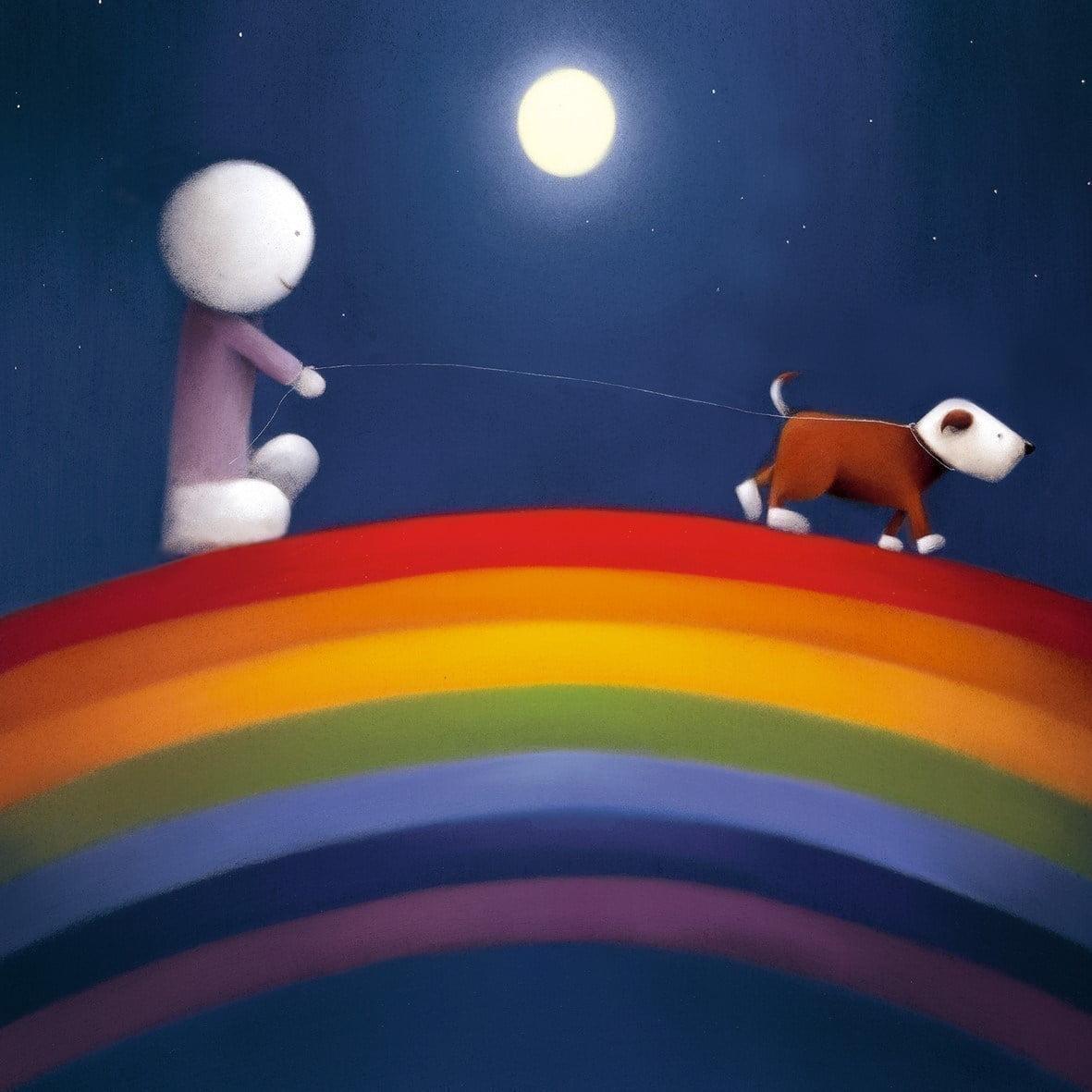 Over the Rainbow ~ Doug Hyde