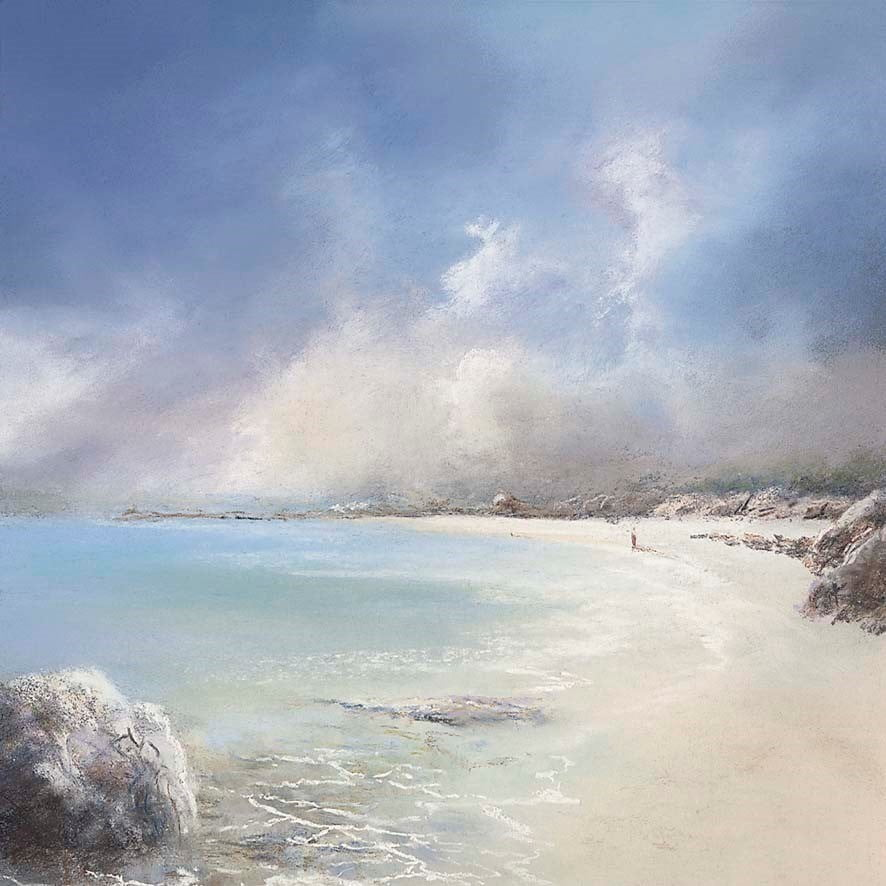 Sapphire seas i ~ Philip Gray