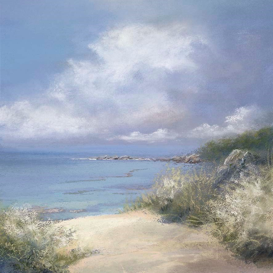 Sapphire seas ii ~ Philip Gray