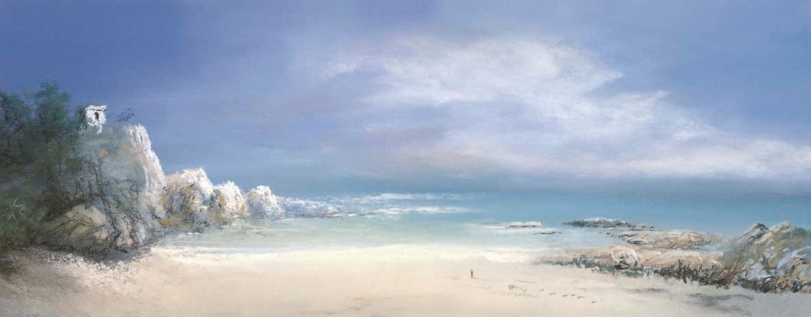 Sapphire seas iii ~ Philip Gray