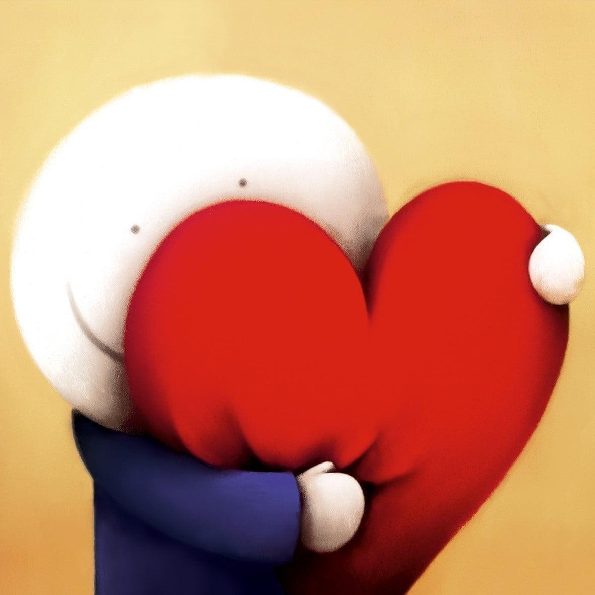 Big hearted ~ Doug Hyde