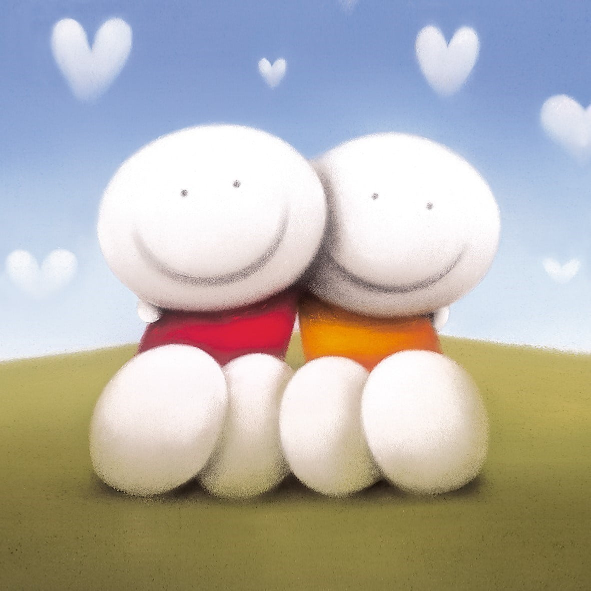 Happy Ever After ~ Doug Hyde
