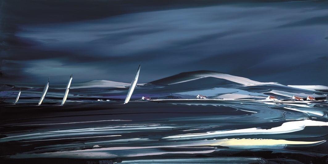 Blue harmonics i ~ Duncan MacGregor