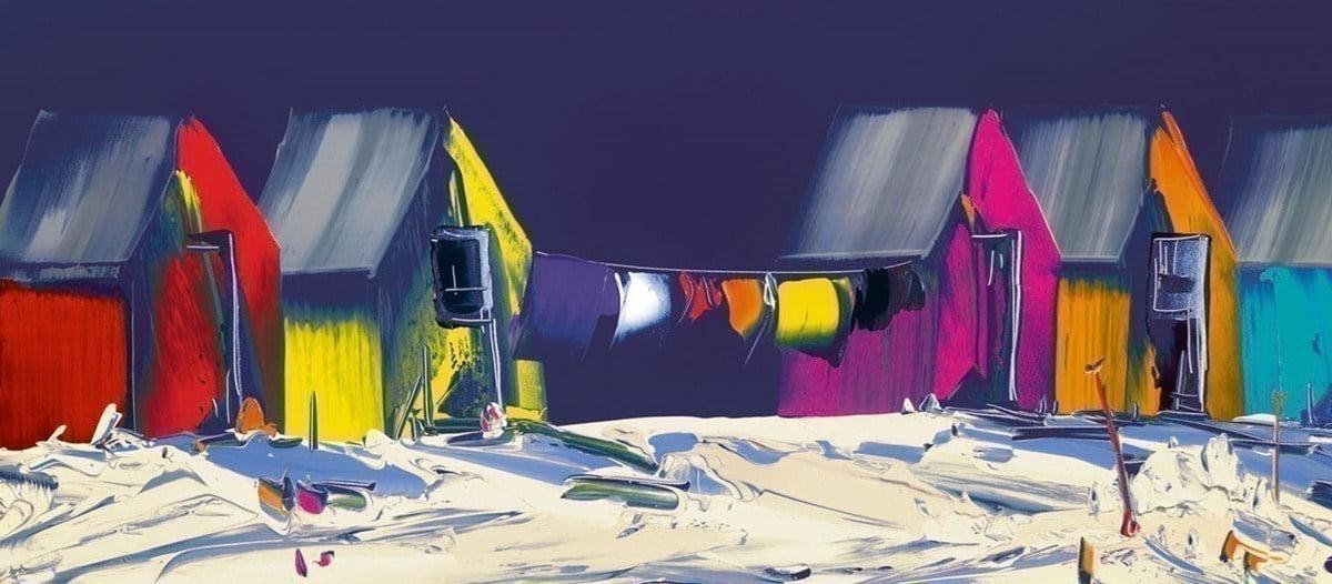 Colours of Life I ~ Duncan MacGregor