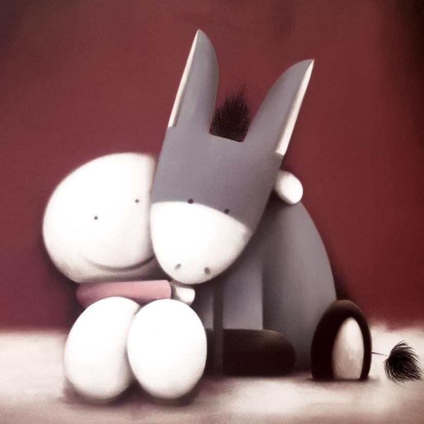 Lean on me i ~ Doug Hyde