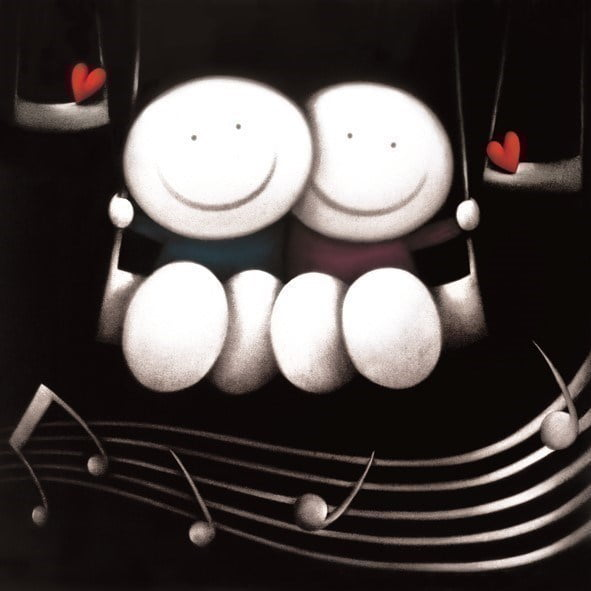 Musical chairs ~ Doug Hyde