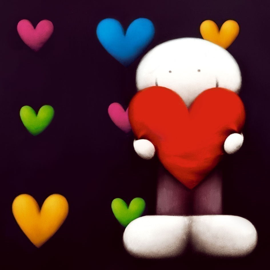 One from the heart ~ Doug Hyde