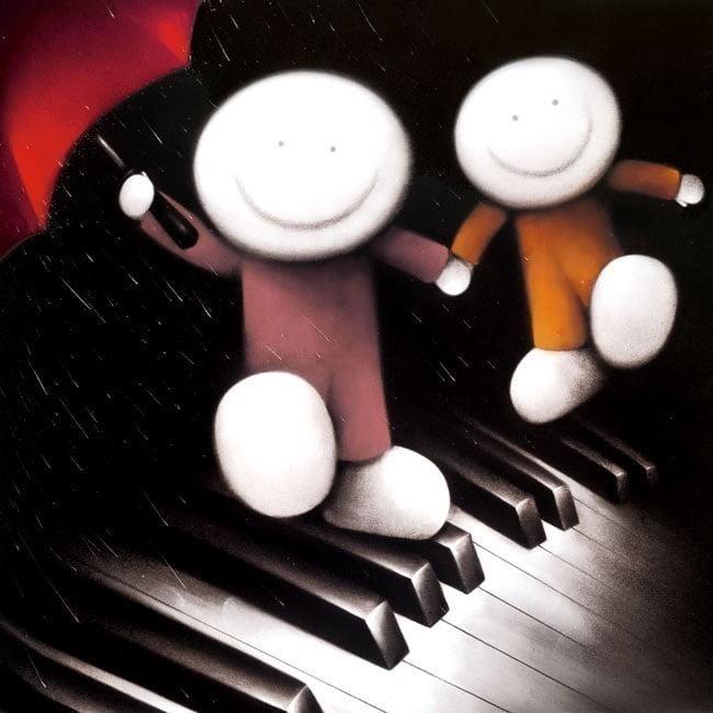 Singing in the rain ~ Doug Hyde