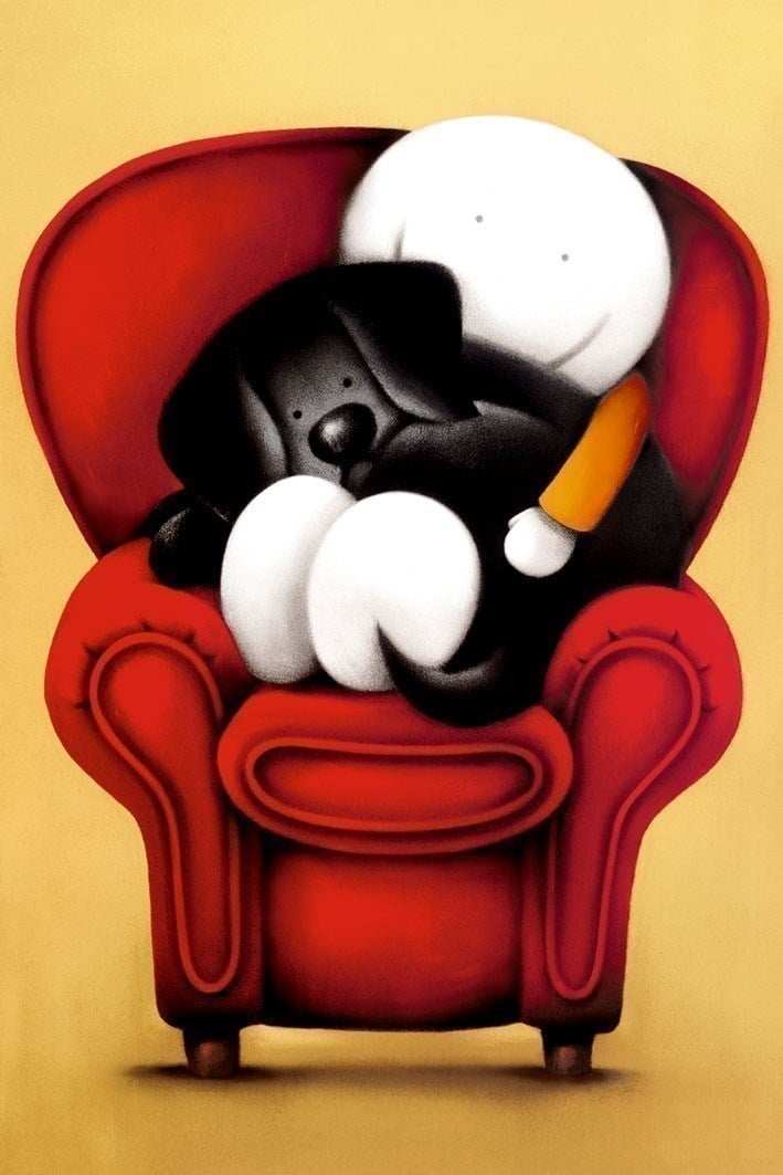 Two's company ~ Doug Hyde