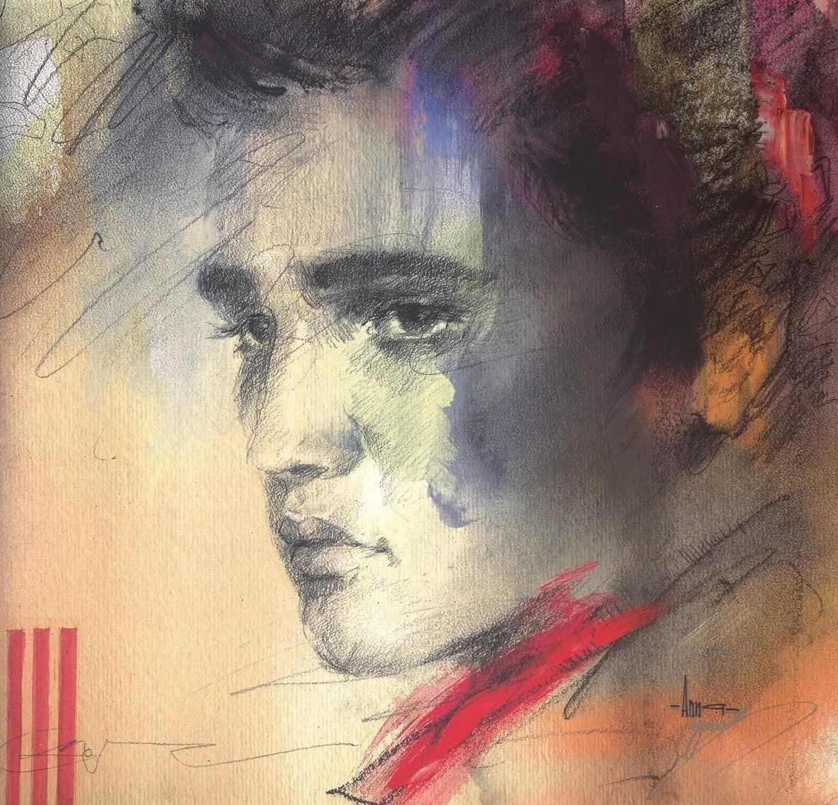 Charming gaze ~ Anna Razumovskaya