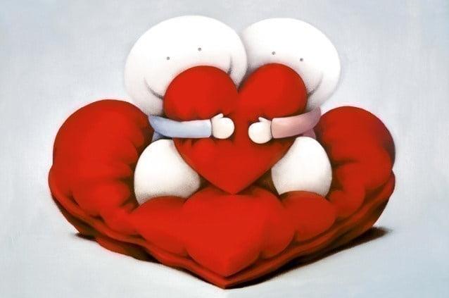 In love ~ Doug Hyde