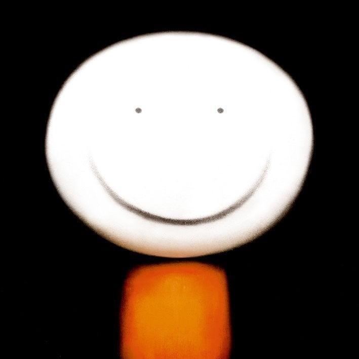 Keep on smiling ~ Doug Hyde
