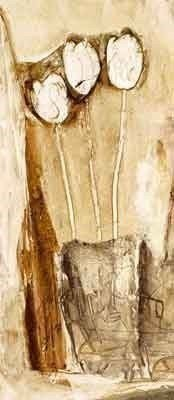 Purity ii - canvas ~ Emilija Pasagic