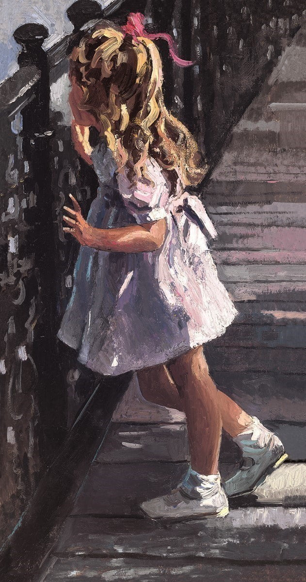 On the look out ~ Sherree Valentine Daines