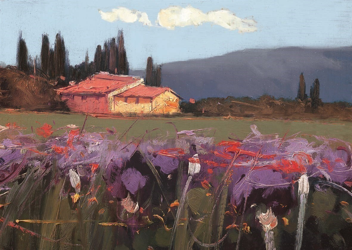 Villa toscana iii ~ Bruno Tinucci