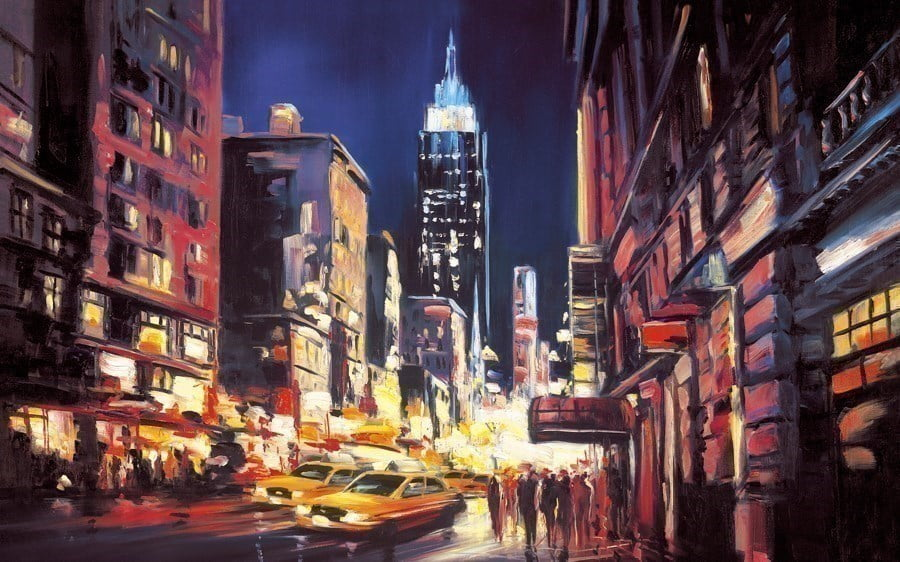 New york nights ii ~ Csilla Orban