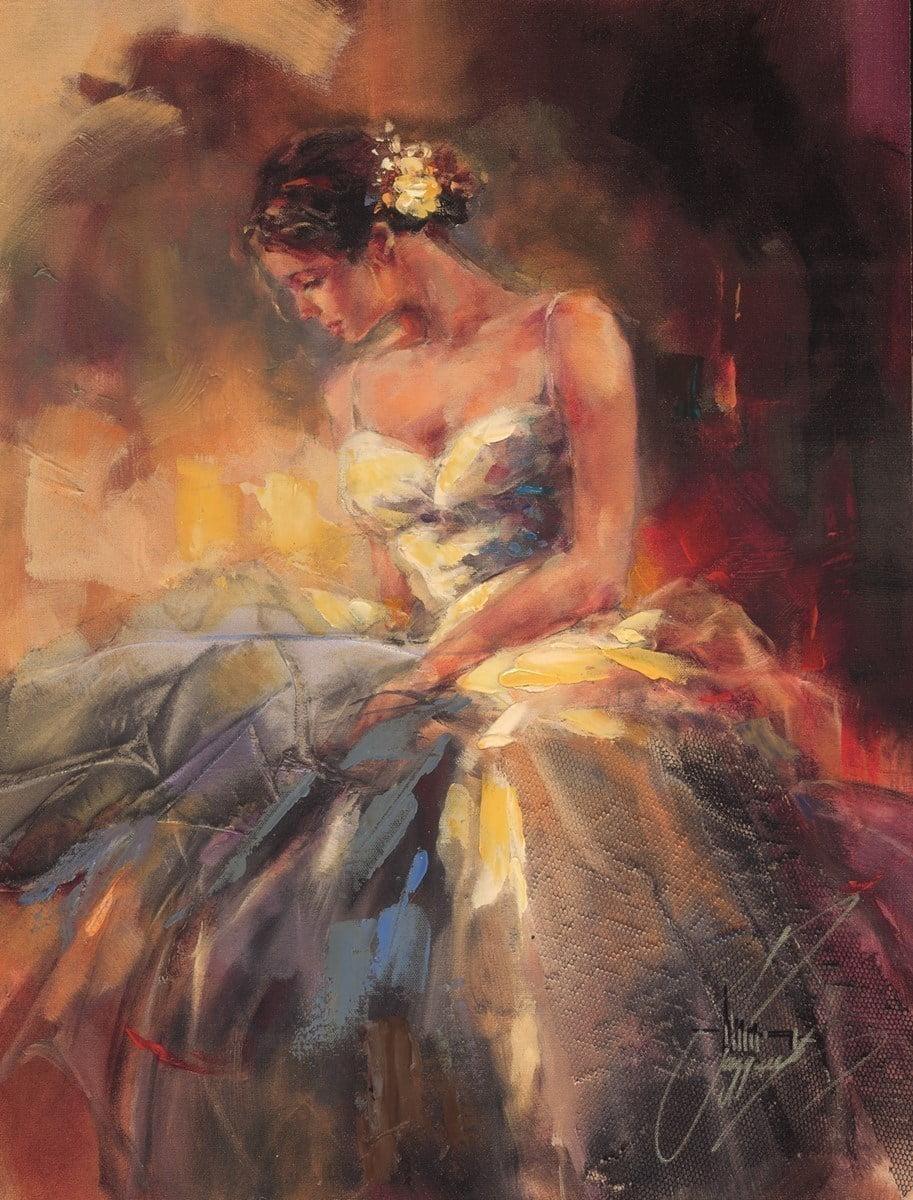 Grace ~ Anna Razumovskaya