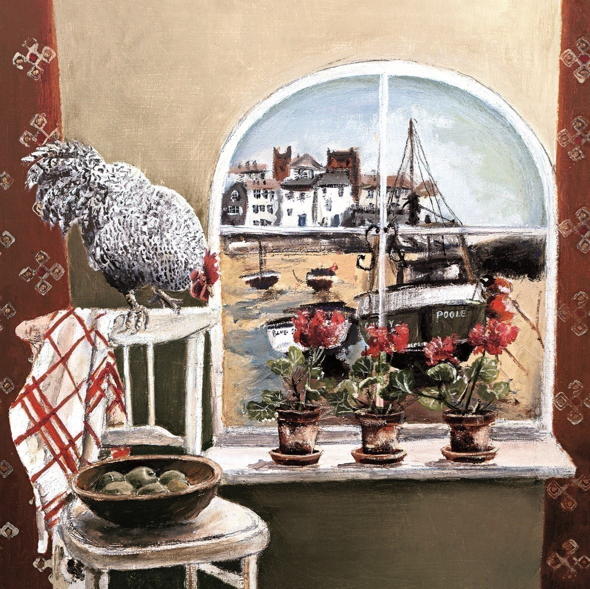Home to Roost ~ Rebecca Lardner