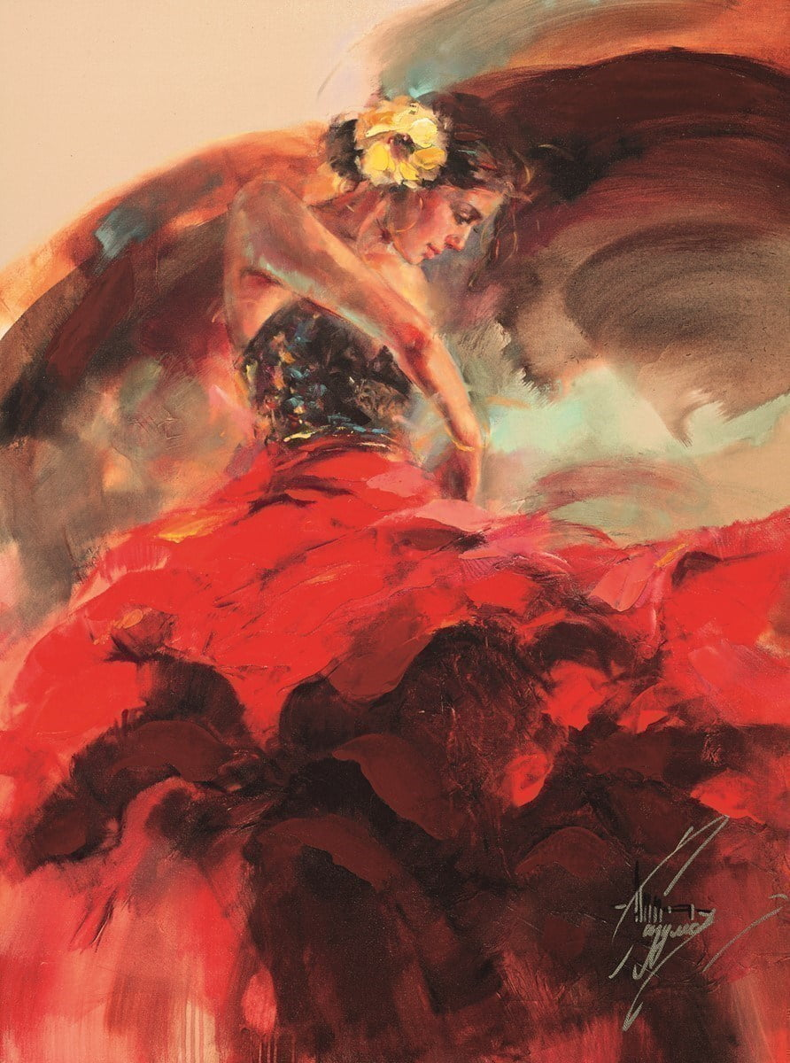 Red passion i ~ Anna Razumovskaya