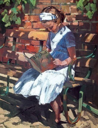 A secluded spot ~ Sherree Valentine Daines