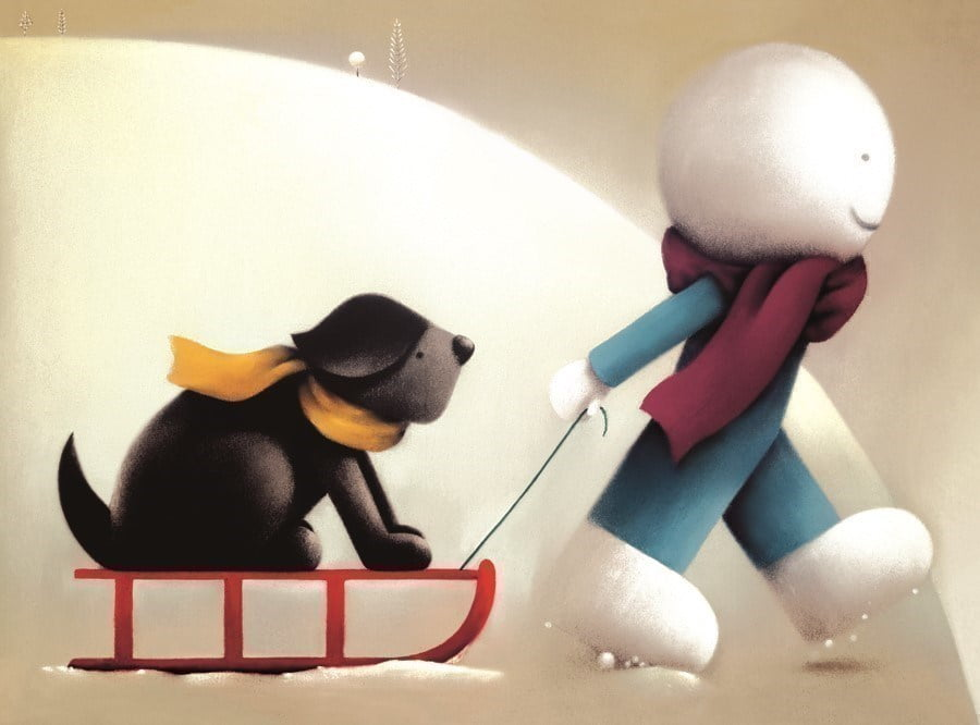 A winter's tale ~ Doug Hyde