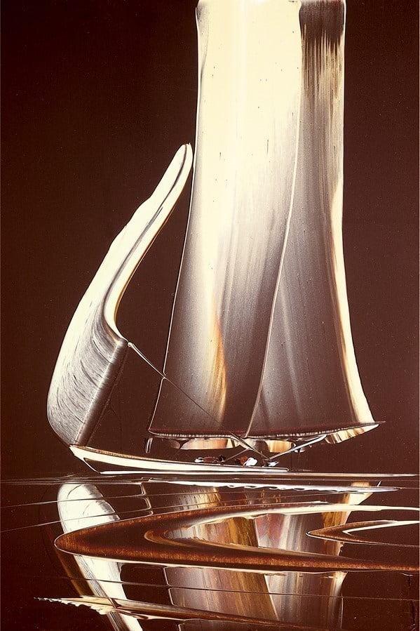 Burnished seas ii ~ Duncan MacGregor