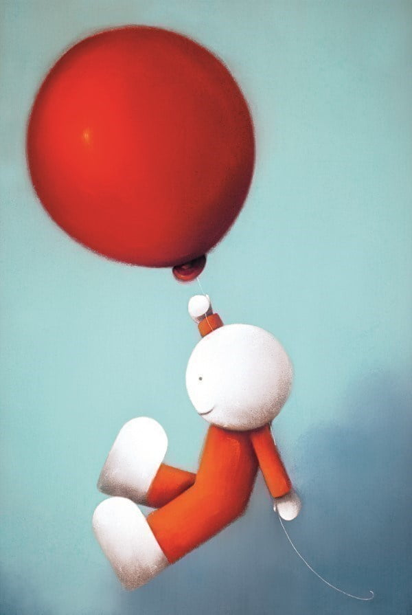 High hopes ~ Doug Hyde