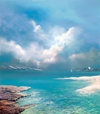Near horizons i ~ Philip Gray