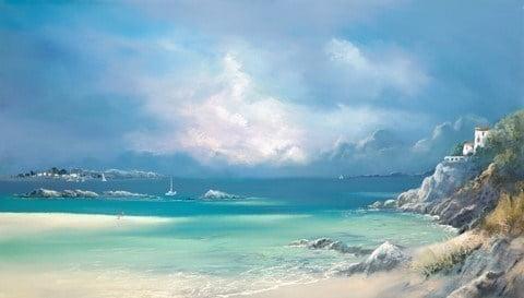 Near horizons  iii ~ Philip Gray