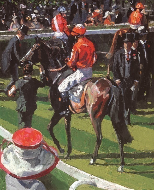On Parade ~ Sherree Valentine Daines
