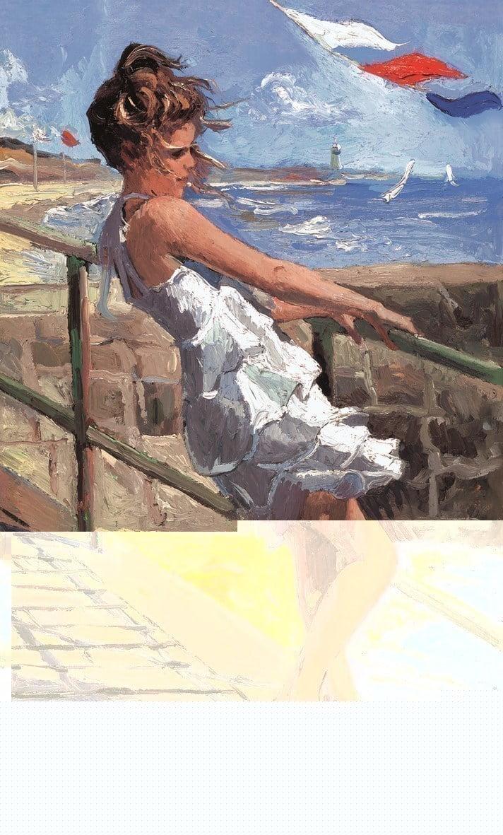 Summer Breeze ~ Sherree Valentine Daines
