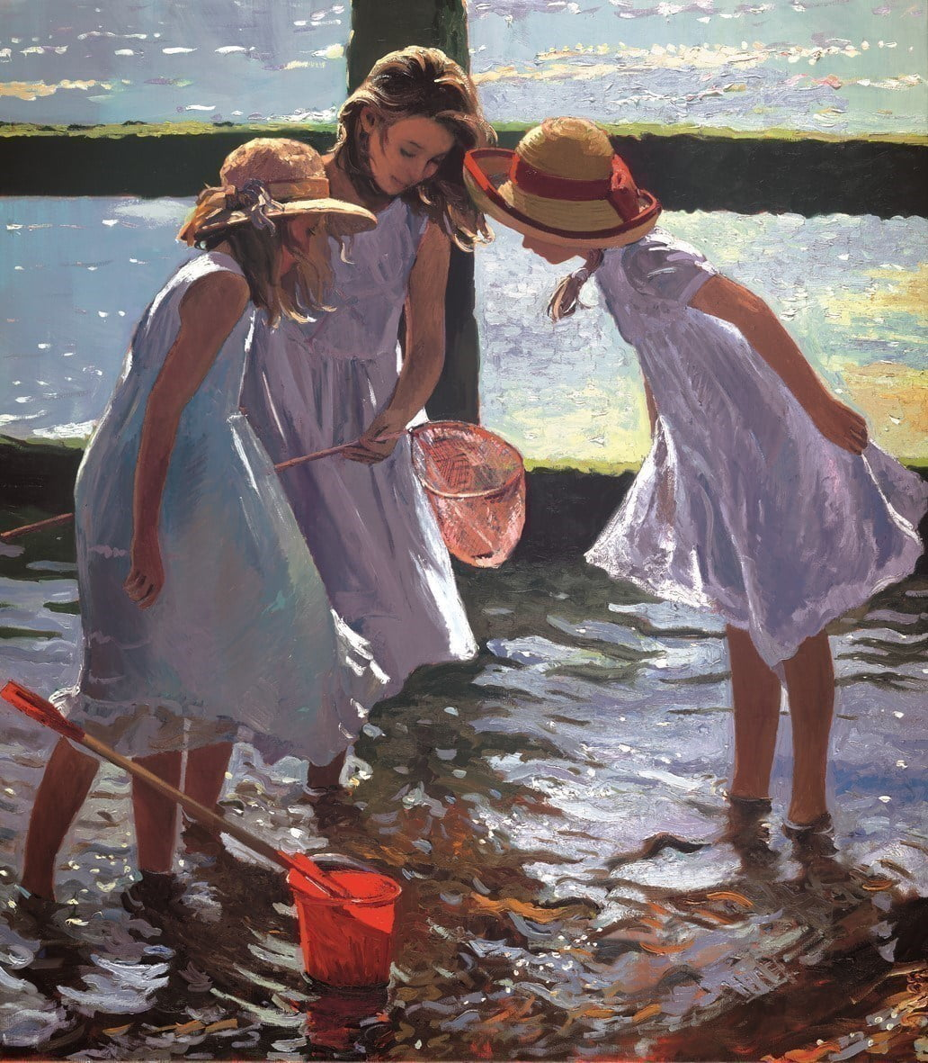 The Shell Seekers ~ Sherree Valentine Daines