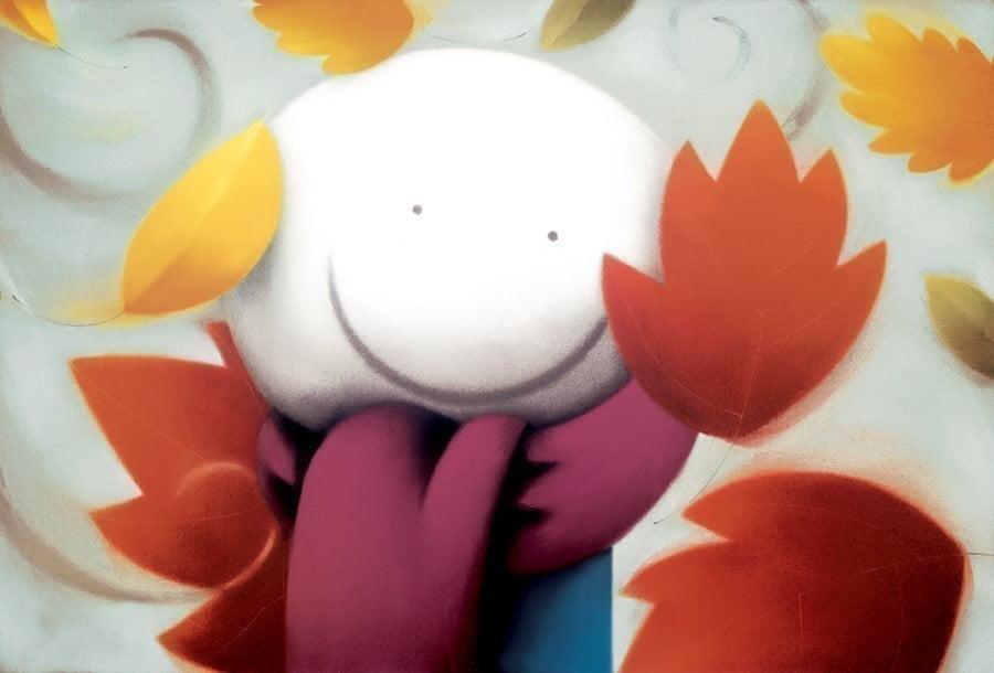 Autumn Smiles ~ Doug Hyde