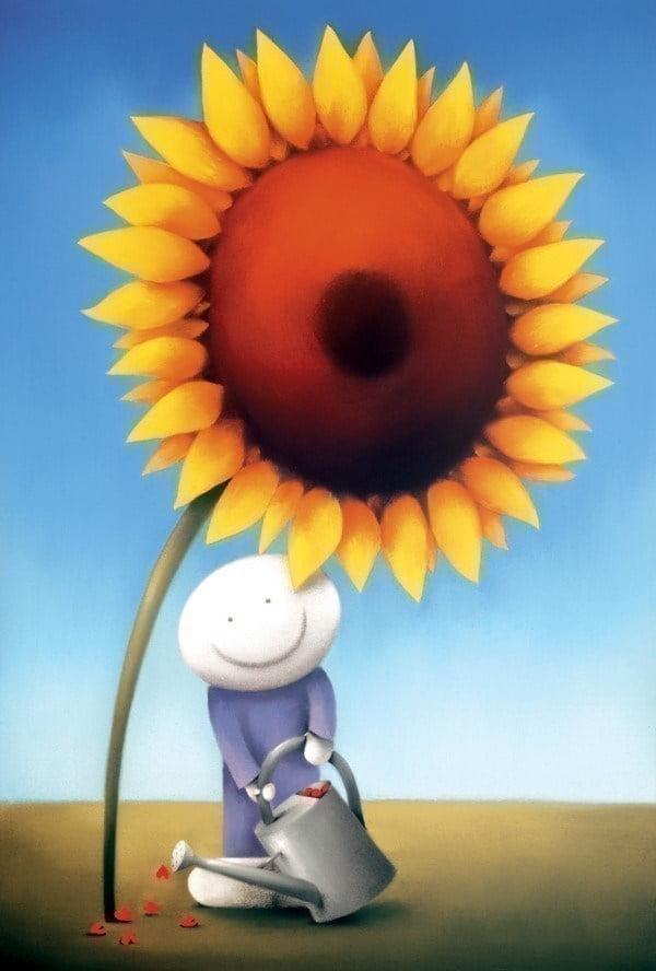 Flower Power ~ Doug Hyde