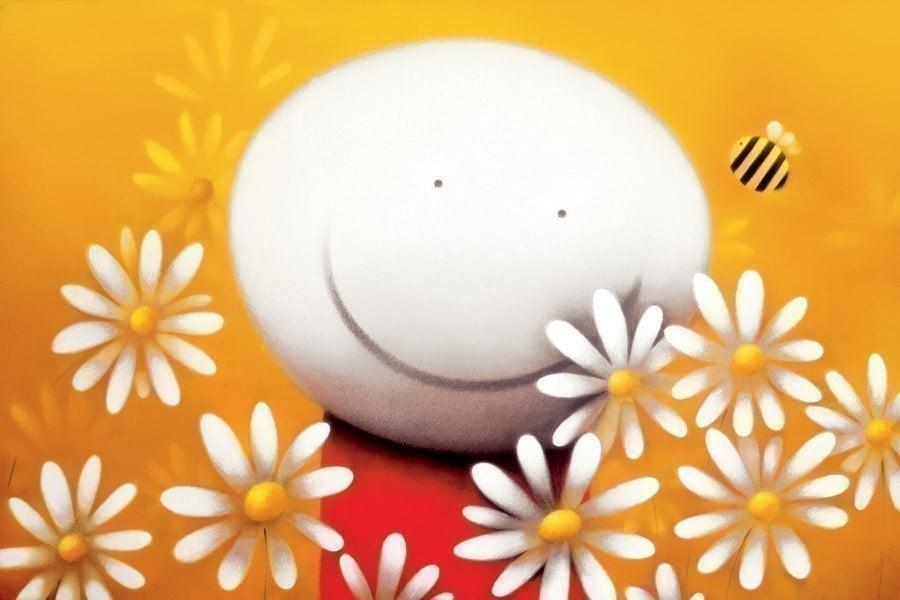 Spring smiles ~ Doug Hyde